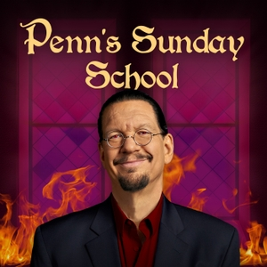 Penn's Sunday School by Penn Jillette
