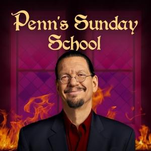 Penn's Sunday School by Penn Jillette