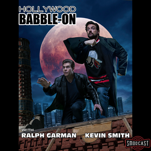 Hollywood Babble-On by Ralph Garman, Kevin Smith