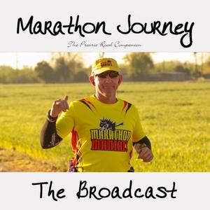Marathon Journey - The Broadcast by Derek Ralston