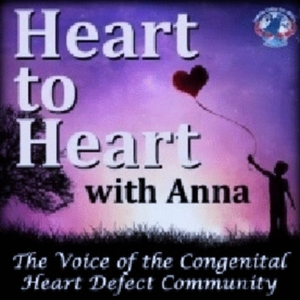Heart to Heart with Anna by Anna Jaworski