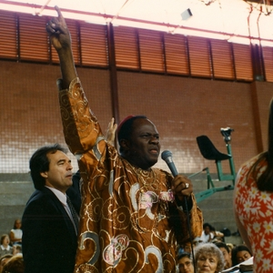 Archbishop Benson Idahosa by Bishop Michael Reid