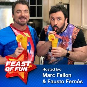 Feast of Fun: Gay Talk Show by Hosted by Fausto Fernós & Marc Felion