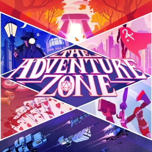 The Adventure Zone by The McElroys