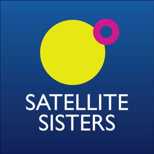 Satellite Sisters by Satellite Sisters  Wondery, Satellite Sisters, Lian Dolan, Liz Dolan, Julie Dolan, Sheila Dolan, Monica Dolan
