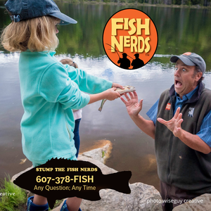 Fish Nerds Fishing Podcast by Podfix Clay Groves