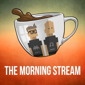 The Morning Stream by Scott Johnson