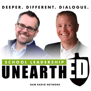 UnearthED by BAM Radio Network - The Twitterati Channel