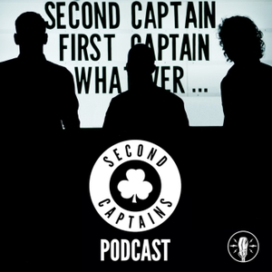 The Second Captains Podcast by Second Captains @ The Irish Times