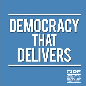 Democracy That Delivers by Center for International Private Enterprise (CIPE)