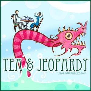 Tea & Jeopardy by GeekPlanetOnline.com