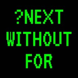 Next Without For by Earl Evans and Randy Kindig