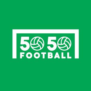 50/50 Football by 50/50 Football