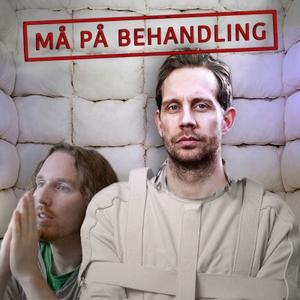Må på behandling – Med Morten Ramm by Humornieu