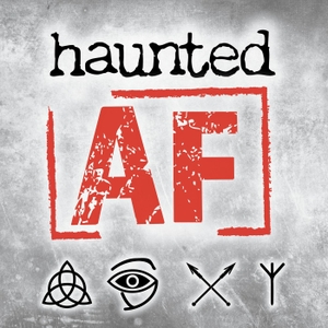 HauntedAF by Julie Fisk