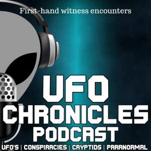UFO Chronicles Podcast by Nik Hunter