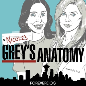 Nicole's Grey's Anatomy by Forever Dog