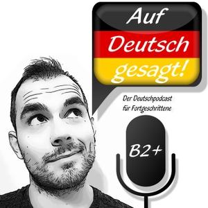 Auf Deutsch gesagt! by Robin Meinert