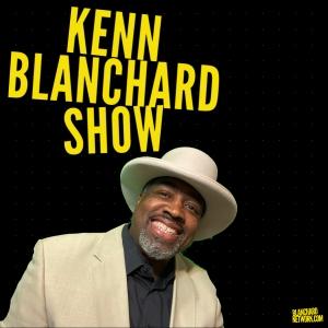 Black Man With A Gun by Kenn Blanchard