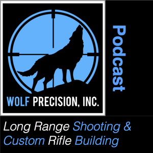 long range shooting and custom rifle building podcast by Jamie Dodson