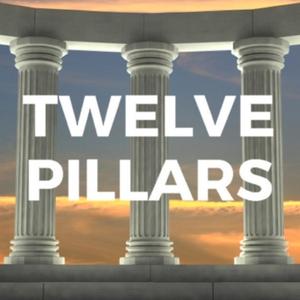 Twelve Pillars by Kris Wilkinson