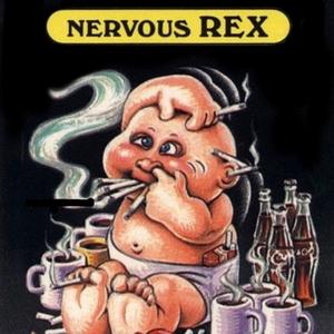 Nervous Rex by Simon Rex