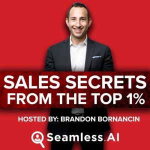 Sales Secrets by Brandon Bornancin