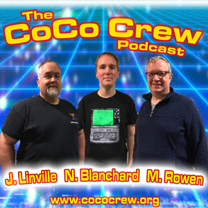 The CoCo Crew Podcast by N. Blanchard, M. Rowen, J. Linville, B. Pitre, R. Klein