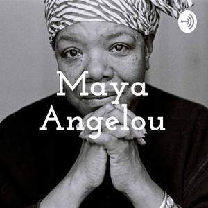 Maya Angelou by Alette Hahn Hansen