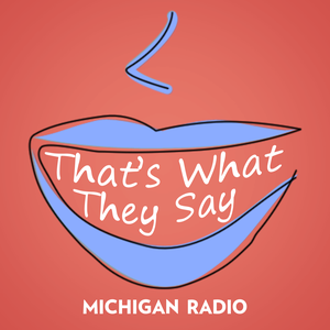 That's What They Say by Michigan Radio
