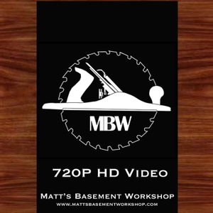 Matt's Basement Workshop HD Video Feed by Matt Vanderlist