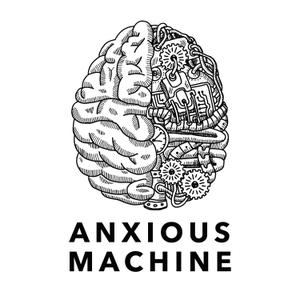 Anxious Machine by Rob McGinley Myers