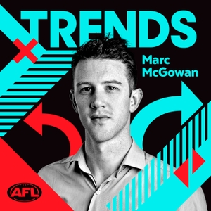 Trends with Marc McGowan - an AFL podcast by AFL