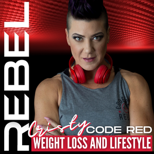 Rebel Weight Loss & Lifestyle by Cristy Code Red Nickel