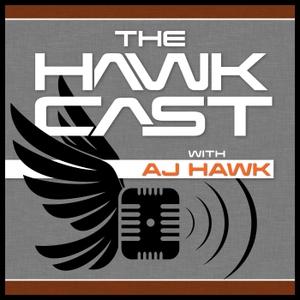 The HawkCast with A.J. Hawk by A.J. Hawk