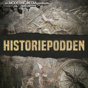 Historiepodden by Moderne Media