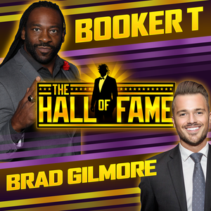The Hall of Fame with Booker T & Brad Gilmore by ESPN Houston, Booker T, Brad Gilmore