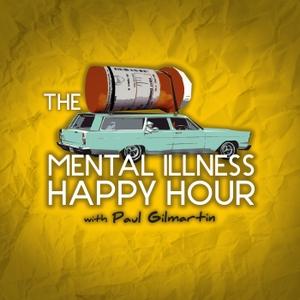 Mental Illness Happy Hour by Paul Gilmartin