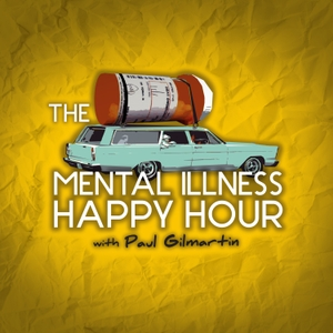 Mental Illness Happy Hour by Paul Gilmartin
