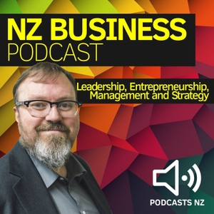 NZ Business Podcast - Paul Spain by WorldPodcasts.com / Podcasts NZ / Gorilla Voice Media
