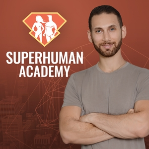 The SuperHuman Academy Podcast by Jonathan Levi