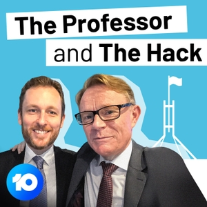 The Professor and The Hack by 10 Speaks