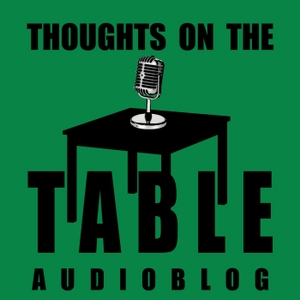 Thoughts on the Table by Paolo Rigiroli