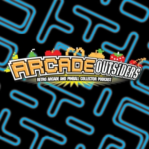 Arcade Outsiders Podcast by John Jacobsen, Joe Senigaglia, and Shawn Williams