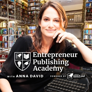 Build Your Brand with a Book by Anna David