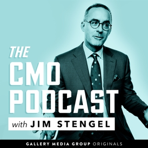 The CMO Podcast by Gallery Media Group Originals