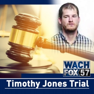 Timothy Jones Trial by Courtney King