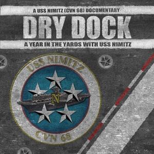 USS Nimitz Dry Dock by US Navy