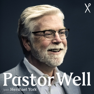 Pastor Well with Hershael York by Southern Seminary