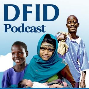 DFID by UK Department for International Development